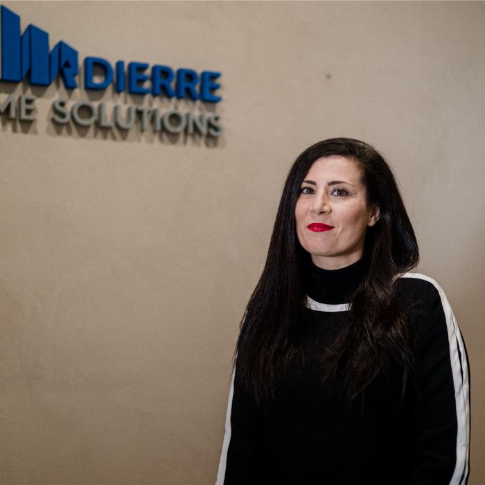 Daniela Di Martino dierre home solutions